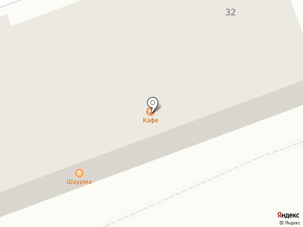 У Ирины, закусочная на карте