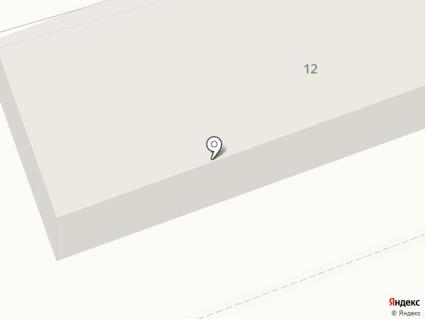 Коммунальник-3 на карте
