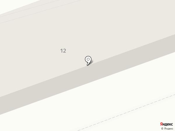 Коммунальник-3, КП на карте