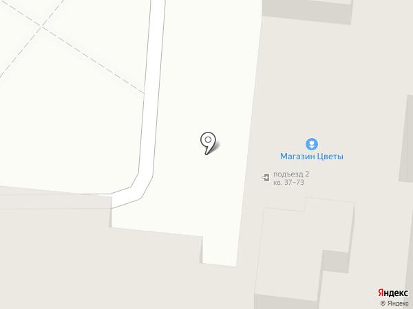 Техносток на карте
