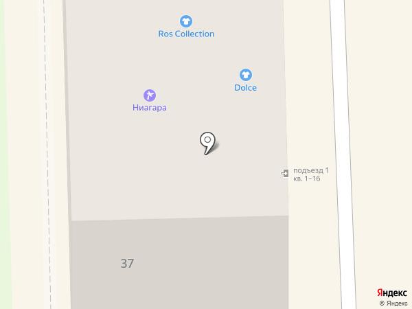 Dolce на карте