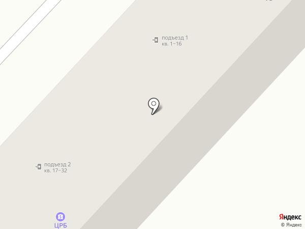 Центральный Республиканский Банк, ОГУ на карте