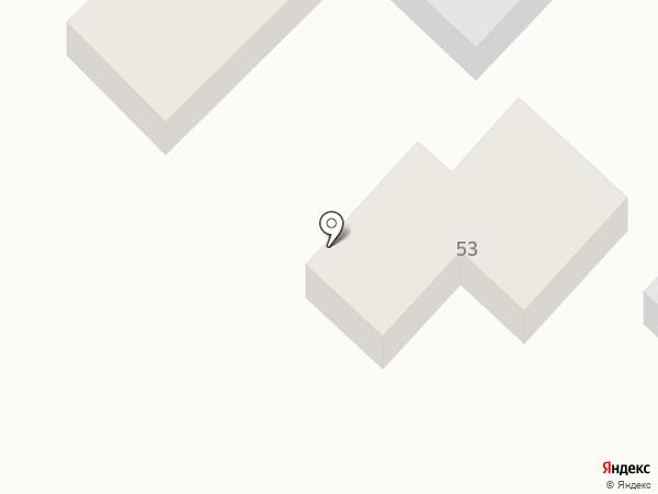 УООР на карте