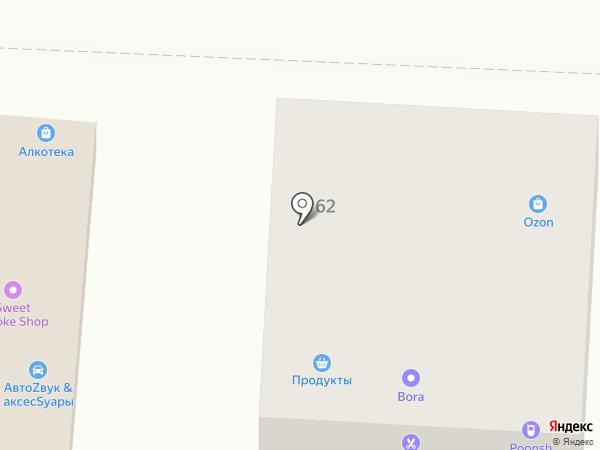 ДоДо пицца на карте