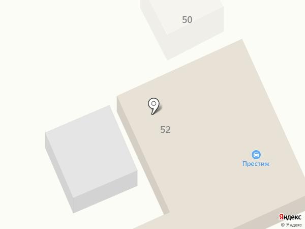 Престиж, магазин на карте