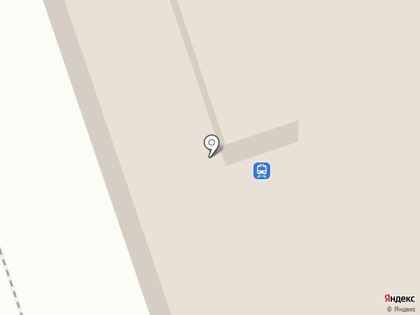 Иловайский железнодорожный вокзал на карте