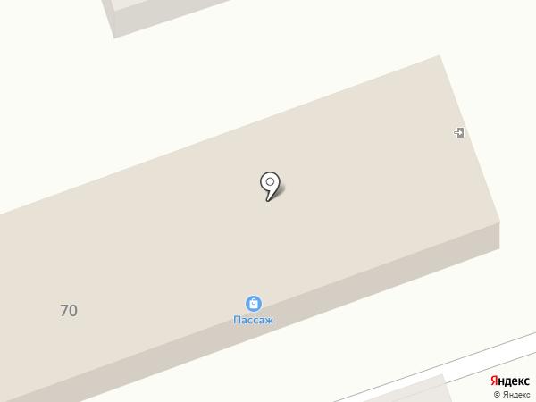 Техникс, салон на карте