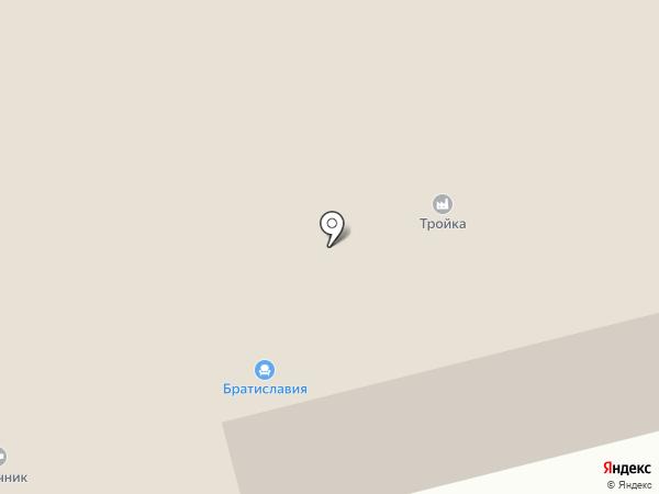 Регион-Н на карте