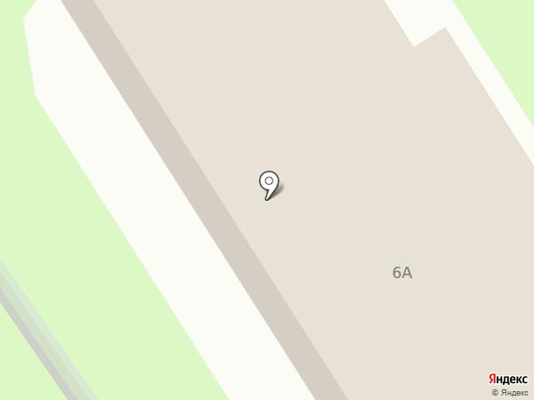 Комплексный центр социального обслуживания населения №6 на карте