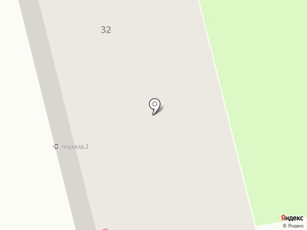 Фемина на карте