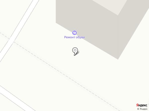 Служба быта на карте