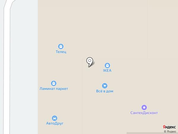 Металл-Гарант на карте