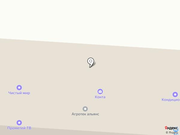 Промкомплект-Н на карте