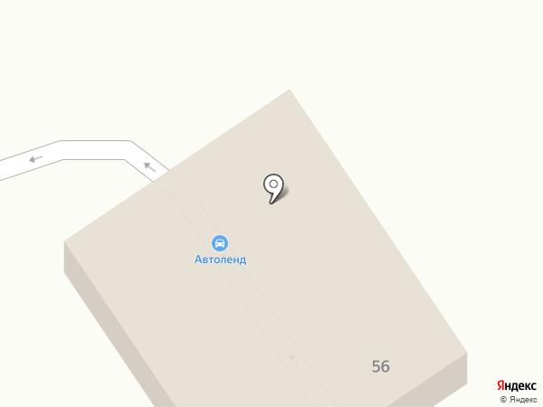 У Катюши на карте