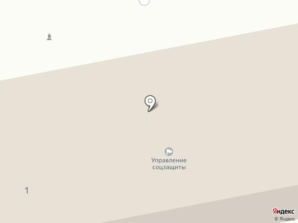 Управление социальной защиты населения г. Донского на карте