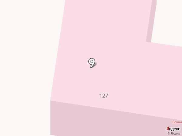 Районная больница №2 на карте