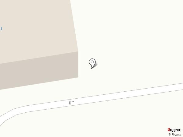 БРААС-ДСК 1 на карте