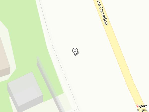 Звездный городок-2 на карте