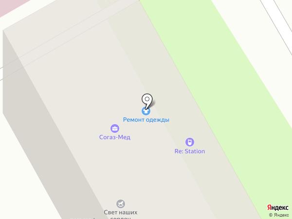 ДАЙМОНД на карте