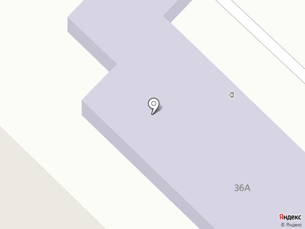 Автошкола на карте