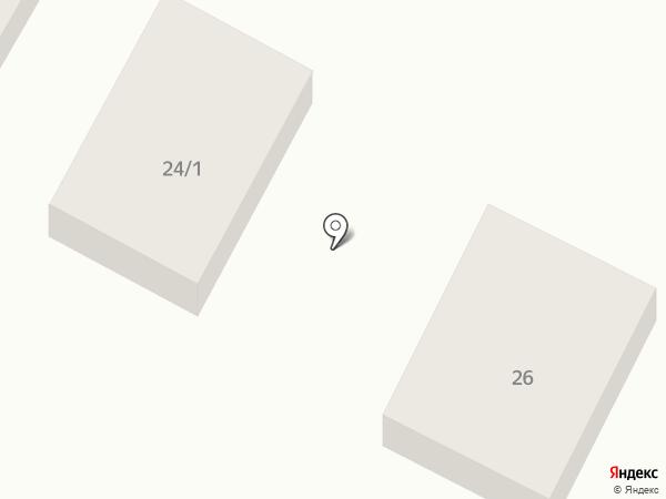 Адвокатский кабинет Бешкок Н.А. на карте