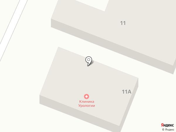 Клиника урологии на карте