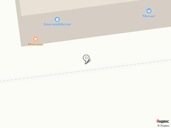 Весталия на карте
