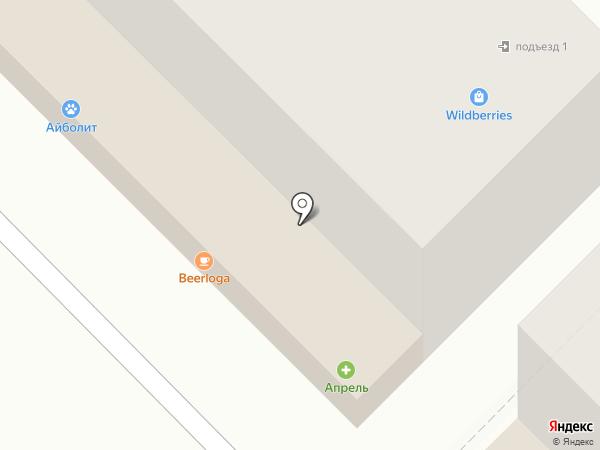 Родной Дом, ЖСК на карте