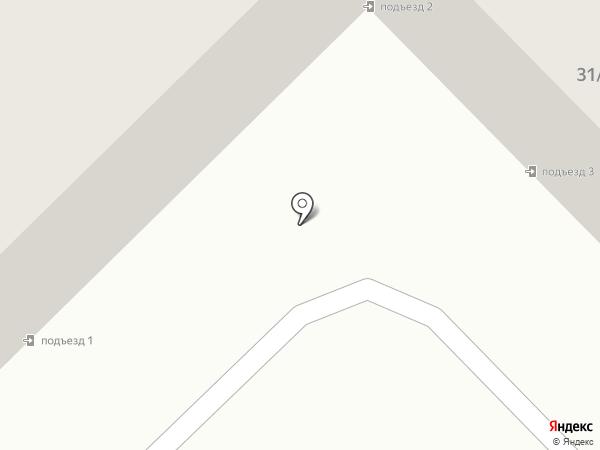 РАДА, ЖСК на карте
