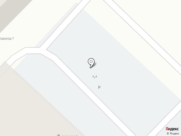Золотая линия на карте