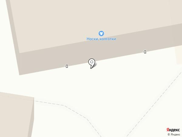Куровской Городской Рынок, МУП на карте