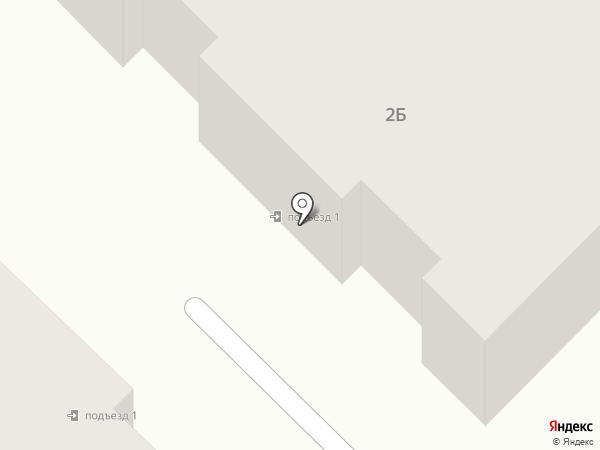 Западный дворик на карте