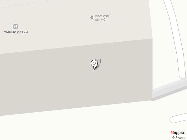 Детский центр на карте