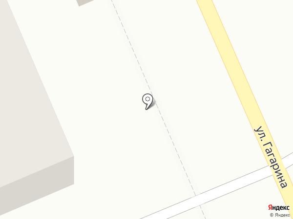 Деревенская курочка на карте