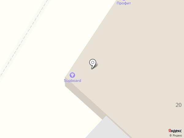 Профи-Т на карте