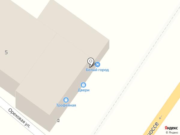 Росдекор на карте
