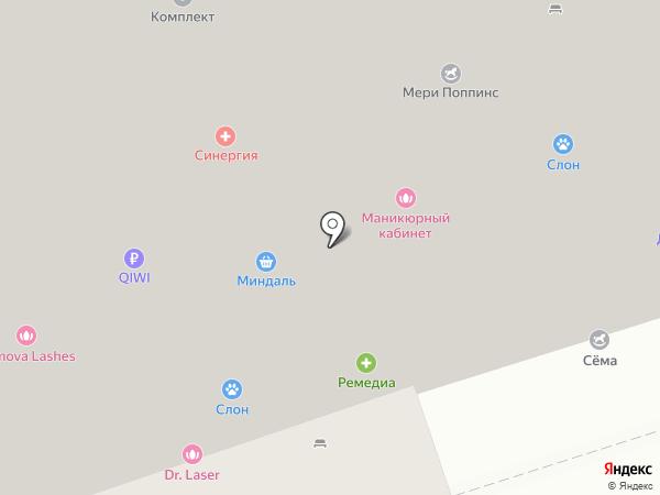 Uno Momento на карте