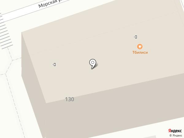 Заргарон на карте