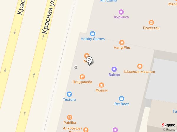 Корпорация Бизнес Капитал на карте