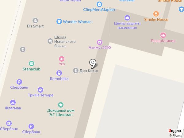 ВТС 24 на карте