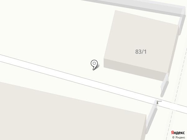 ДПК-Юг на карте