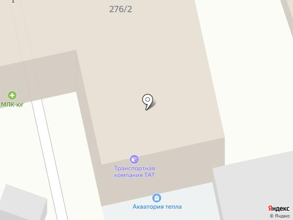 Вектор-С на карте