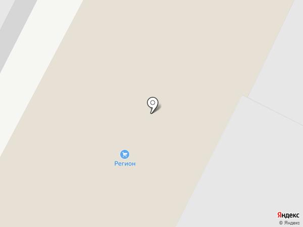 Альпа Коутингс на карте