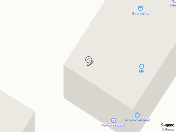 Всб на карте