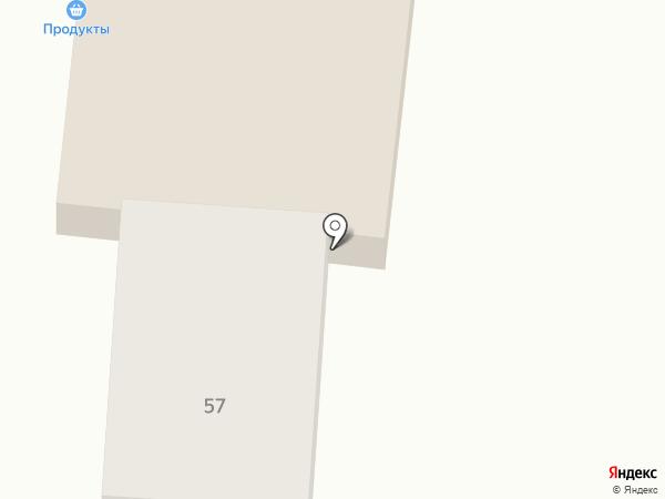 Продуктовый магазин на Линейной (Южный) на карте