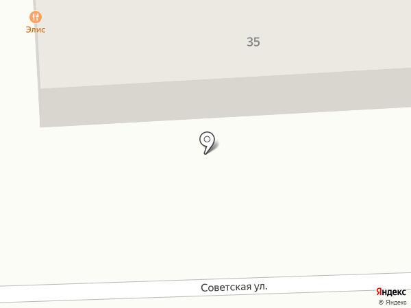 Парикмахерская на Советской (Южный) на карте