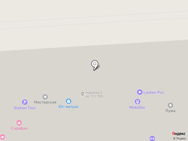 Sarafan на карте