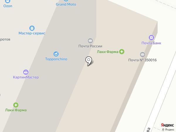 Пивасик на карте