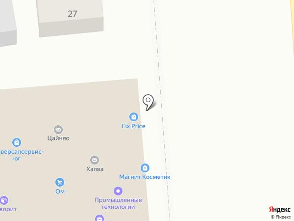 Проект-про на карте