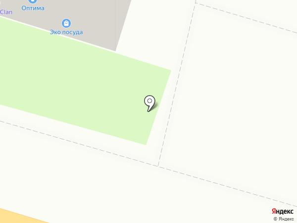 Диа-Лайт на карте